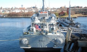 The Hiddensee, Battleship Cove
